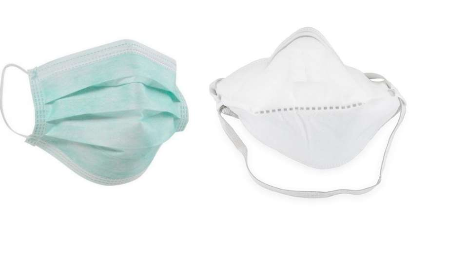 masque chirurgical n100